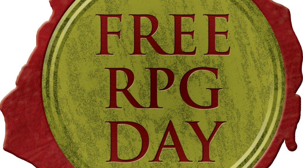 Free RPG Day 2014